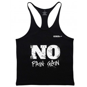 Stringer No Pain No Gain...
