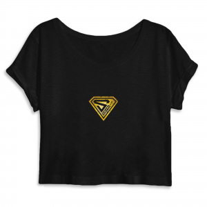Crop Top Super DEVEL UP...