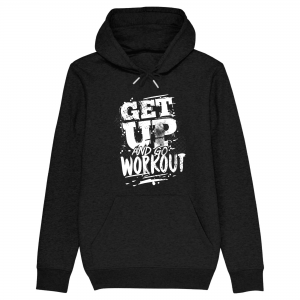 Get Up and Go Workout Hoodie