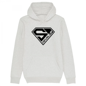 Sweatshirt à capuche Super...