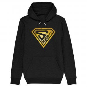 Super DEVEL UP Gold Hoodie