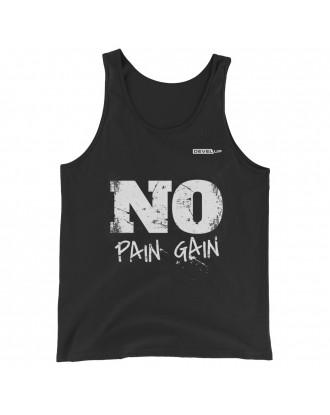 Tank Top No Pain No Gain...