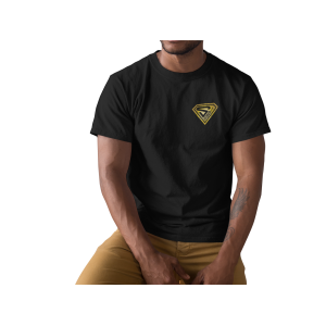 T-shirt Super DEVEL UP Gold...