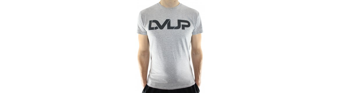 Bodybuilding T-shirt for men DEVEL UP - Bodybuilding, tight clothing Fitness and gym